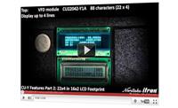CU22042-Y1A / -Y100 Module Video