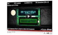 CU24043-Y1A / -Y100 Module Video