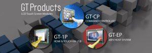 Noritake GT Series | Smart TFT Touch Modules