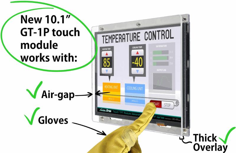 New TFT Module: GT1280X800A-1303P