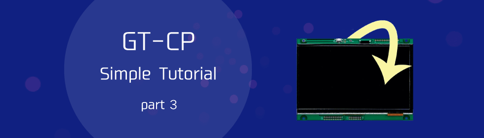 Noritake GT-CP Tutorial | Part 3: Save and Recall Image with GTOP