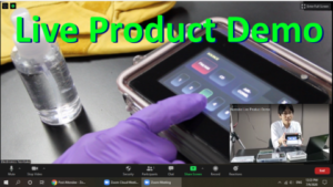 Book a free product live demo